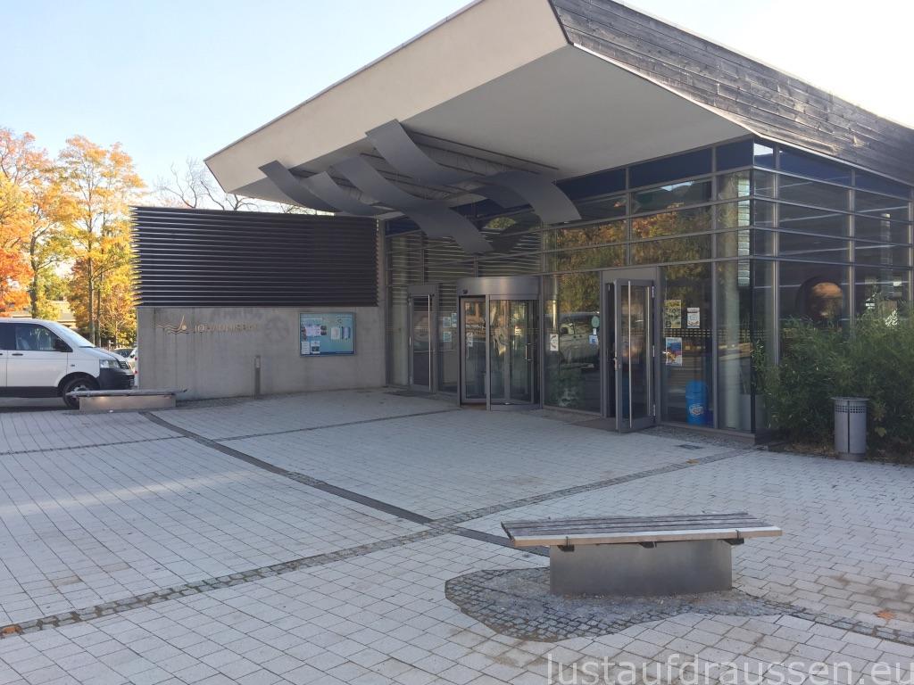 Eingangsbereich Johannesbad
